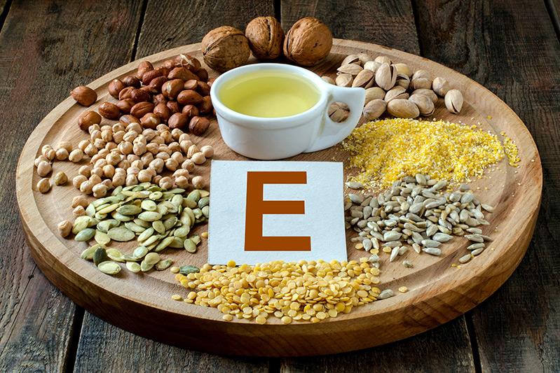 7 Campeones en Vitamina E: Antioxidante y Cardiosaludable