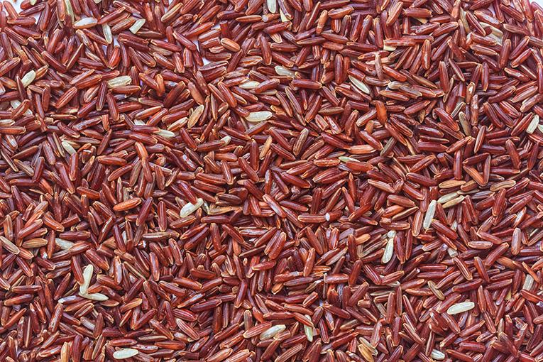 arroz rojo ricos manjares