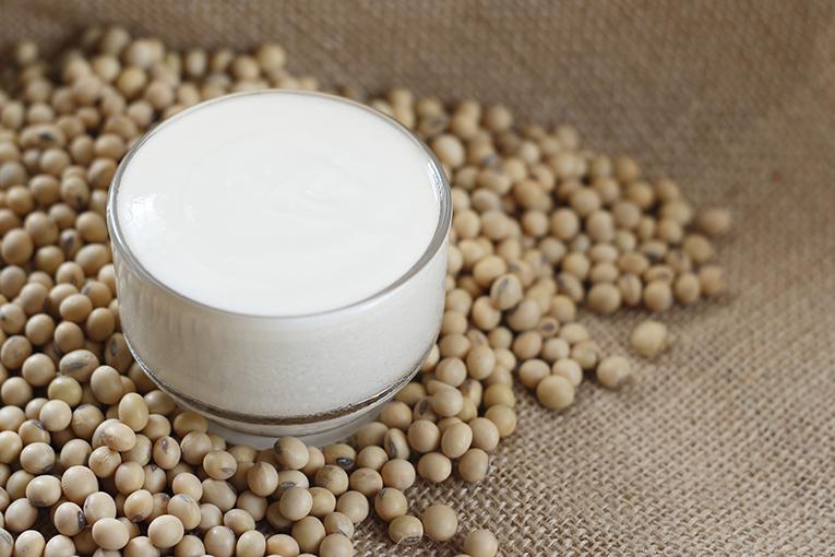 yogur soja ricos manjares