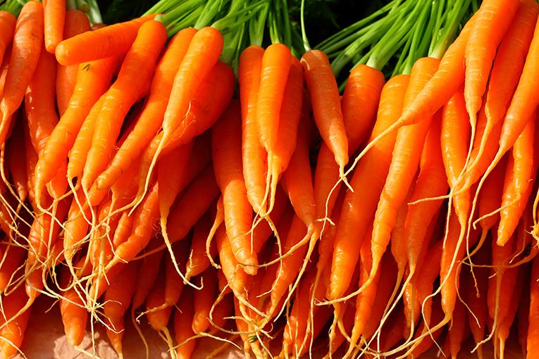 zanahoria ricos manjares